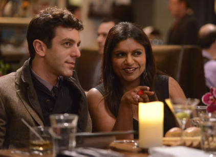 Watch The Mindy Project Season 1 Episode 14 Online