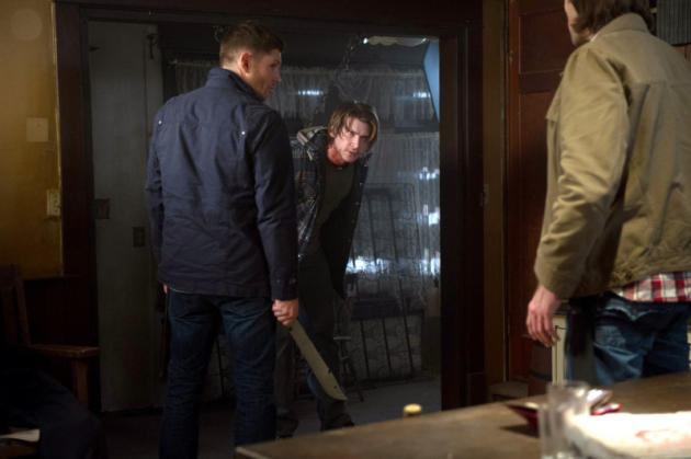 Dean, Derek and Sam