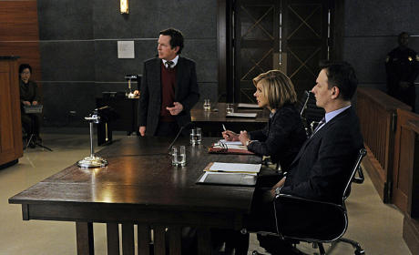 The Good Wife Review: A Mess, Indeed