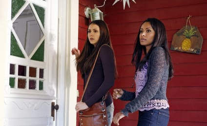 The Vampire Diaries Promos: A Focus on Family