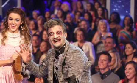 Mark Ballas During Halloween Week on Dancing with the Stars Season 19 Episode 9
