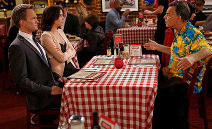 How I Met Your Mother Review: And The Band Played On