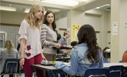 Pretty Little Liars Giveaway: Win Season One DVD, Soundtrack, Book!