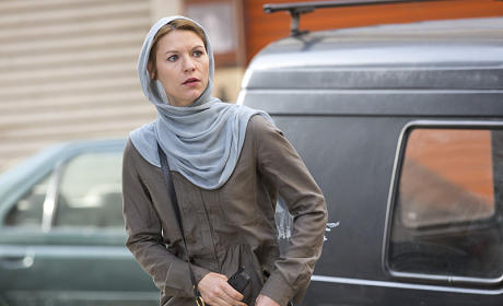 Homeland Review: The Sharpie Star