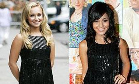 Fashion Face-Off: Hayden Panettiere vs. Vanessa Hudgens