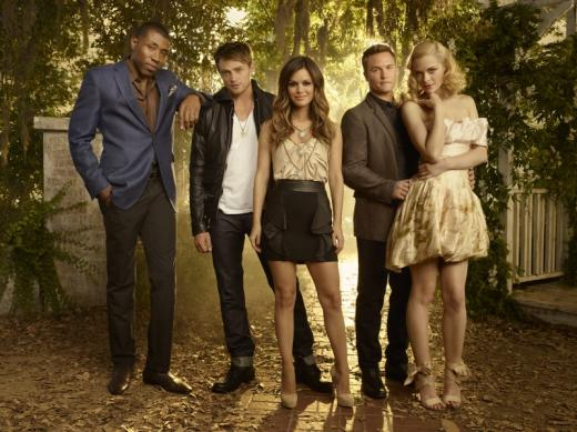 Hart of Dixie Cast Picture