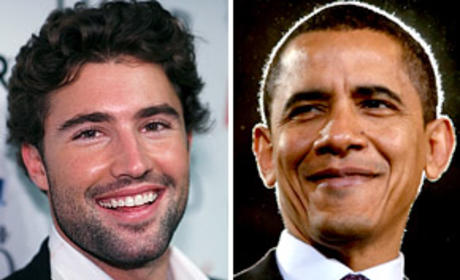 Obama Gets Coveted Brody Jenner Endorsement
