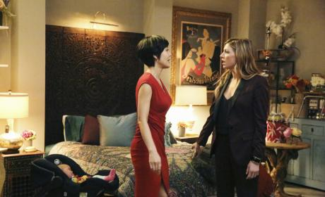 Say What? - Mistresses Season 4 Episode 1