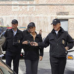 The NCIS Team in Action