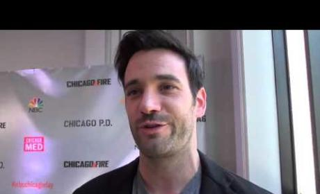 Colin Donnell Teases Chicago Med