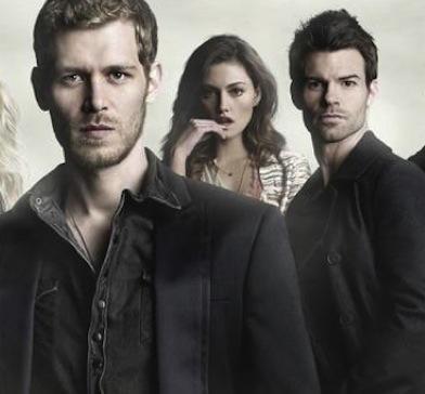 Hayley, Klaus and Elijah