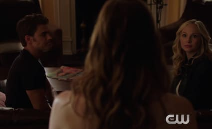 The Vampire Diaries Clip: Explain, Stefan!