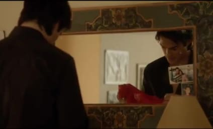 The Vampire Diaries Season 3 Blooper Reel: Just the Tip!
