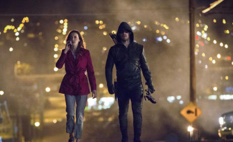 Arrow Picture Preview: City Under Siege
