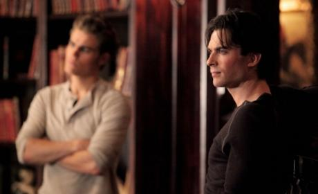 The Vampire Diaries: Casting for an Angel