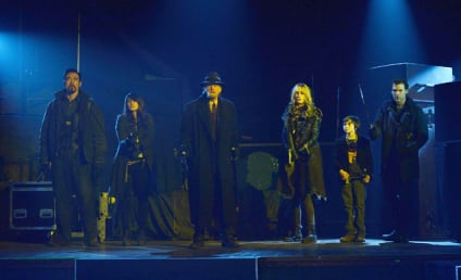 The Strain Season 1 Episode 13 Review: The Master