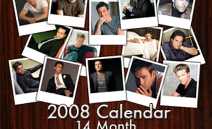 Get Your Soap Opera Hunks Calendar!