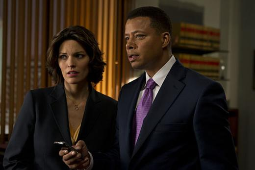 LA Law & Order Scene