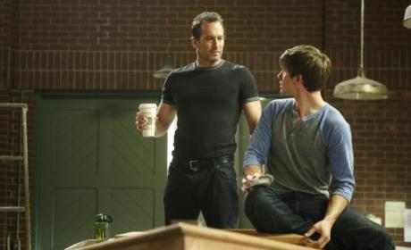 "90210 Episode Stills: ""Multiple Choices"""