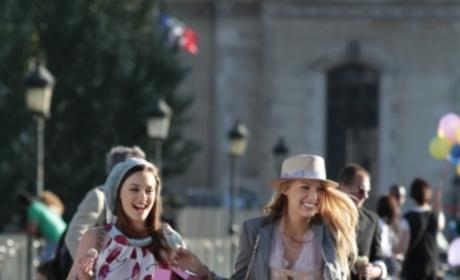 Best Friends in Paris