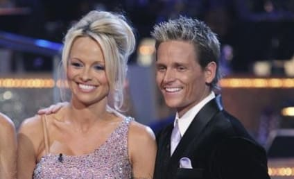 Dancing with the Stars Elimination: Pamela Anderson