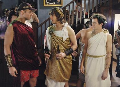 Watch Greek Season 4 Episode 1 Online