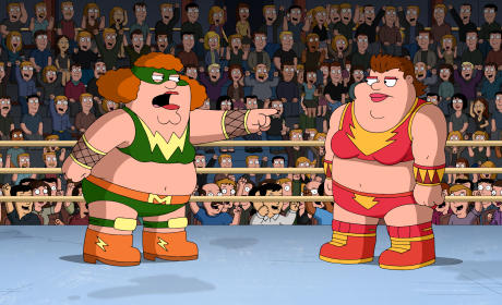 Family Guy Season 14 Episode 6 Review: Peter's Sister