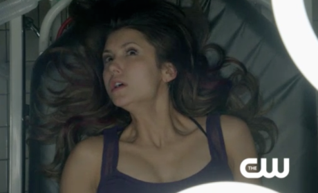 The Vampire Diaries Exclusive Clip: Elena in Distress