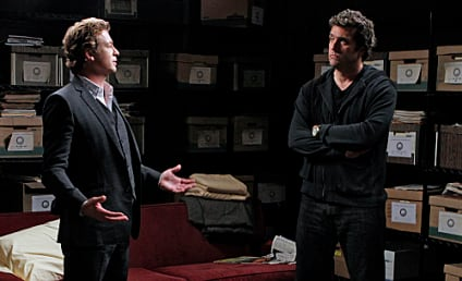 The Mentalist Review: Death and Ice Cream