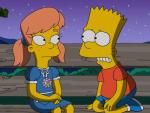 Bart's Long Lost Love