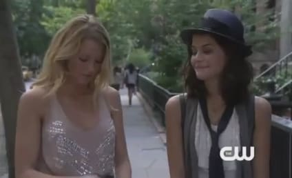 Gossip Girl Sneak Peek: Save Me For Once!