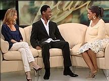 Ellen, Isaiah & Oprah