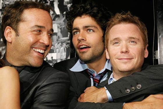 Ari, Vince and E