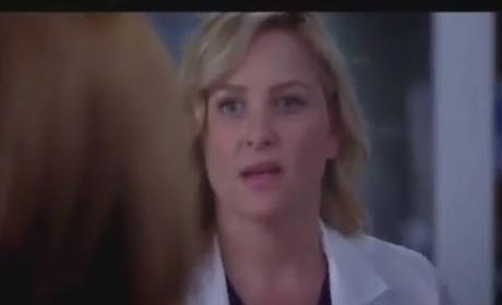 Grey's Anatomy 'Do You Believe in Magic' Clip - Familiar Face