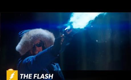 The Flash Season 1 Return Promo