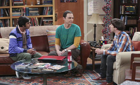 The Big Bang Theory Season 9 Episode 8 Review: The Mystery Date Observation