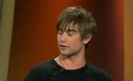 Chace Gets Grilled