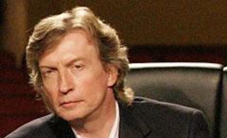 Nigel Lythgoe Admits to American Idol Mistakes