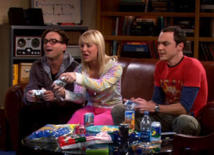 Watch The Big Bang Theory Season 1 Episode 7 Online