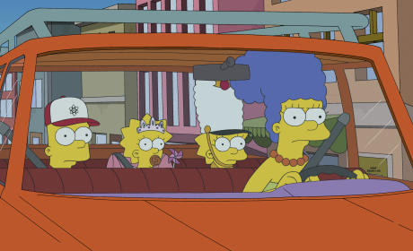The Simpsons Season 26 Episode 14 Review: My Fare Lady