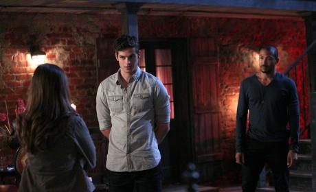 Confronting Kaleb - The Originals Season 2 Episode 8