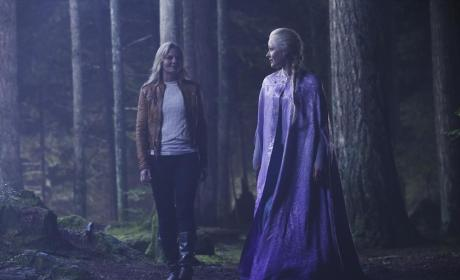 Once Upon a Time Photos: The Snow Queen Strikes!