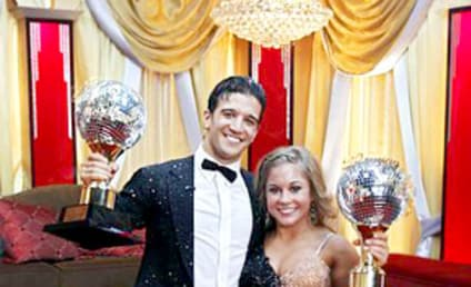 Shawn Johnson Speaks on Dancing With the Stars Victory