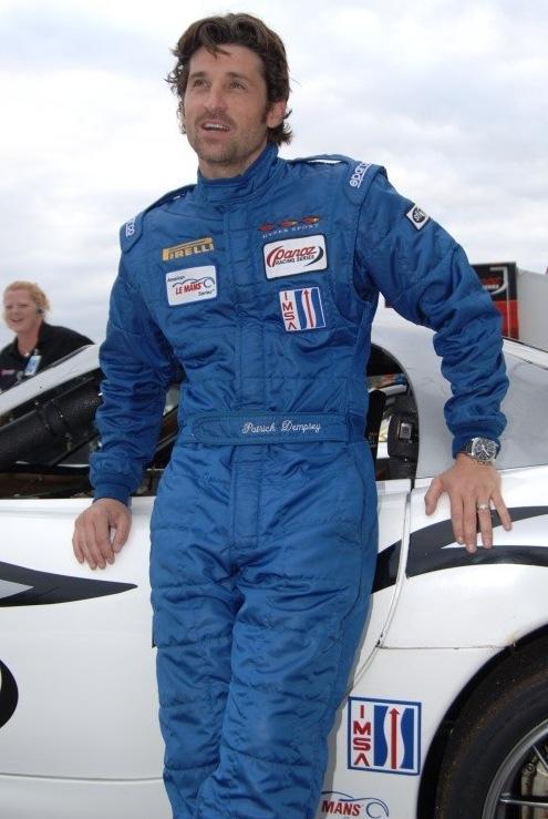 Race Car Drivin'