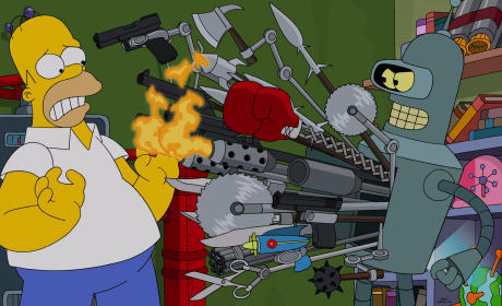 The Simpsons Season 26 Episode 6 Review: Simpsorama