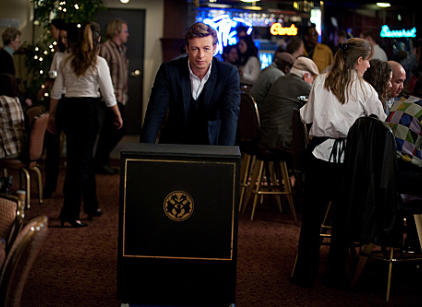 Watch The Mentalist Season 4 Episode 19 Online