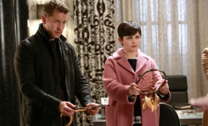 Once Upon a Time Season 5 Episode 10 Review: Broken Heart