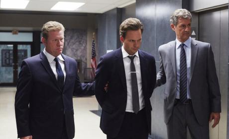 Take Him Away - Suits Season 5 Episode 11