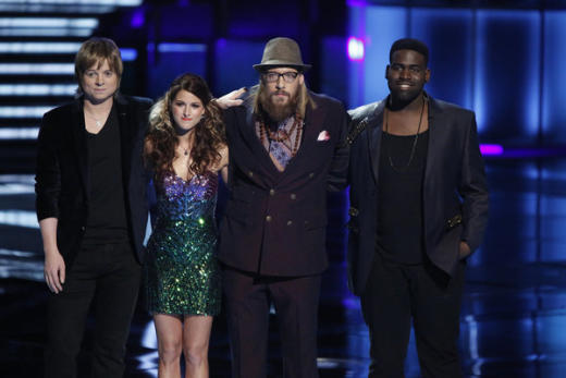 The Voice Semifinalists