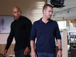 A Callen and Sam Pic